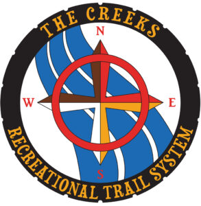 The Creeks Recreational Trail System-Logo